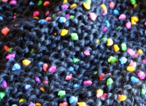 knitted-collar